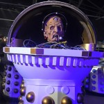 The Emperor at The Doctor Who Experience. Picture - Jon Green