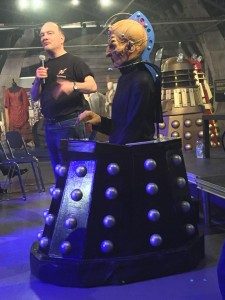 Mike Tucker details his work at The Doctor Who Experience