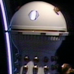 The Emperor in 'Remembrance of the Daleks'
