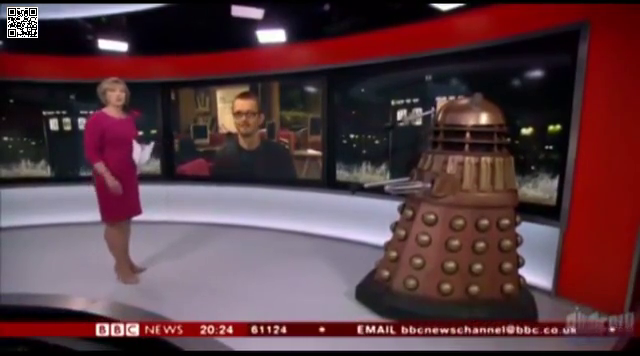Paul Griggs of the MLG interviewed on BBC News