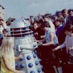 Dalek One-7 at the Tacolneston transmitter