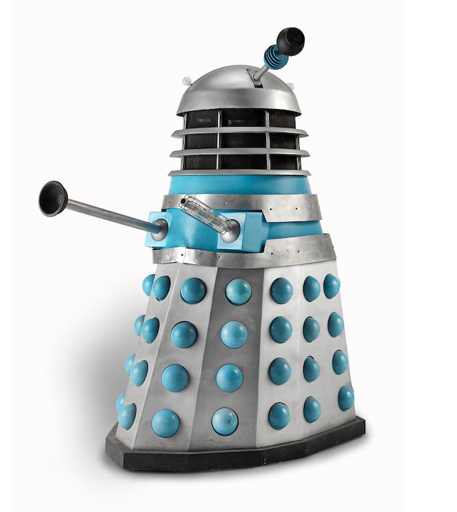 Dalek AB2 up for auction.