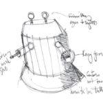 A Jeremy Davies sketch