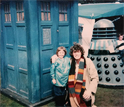 Dalek One-5 at the Bushey Show. Picture - Jackie Rogers.